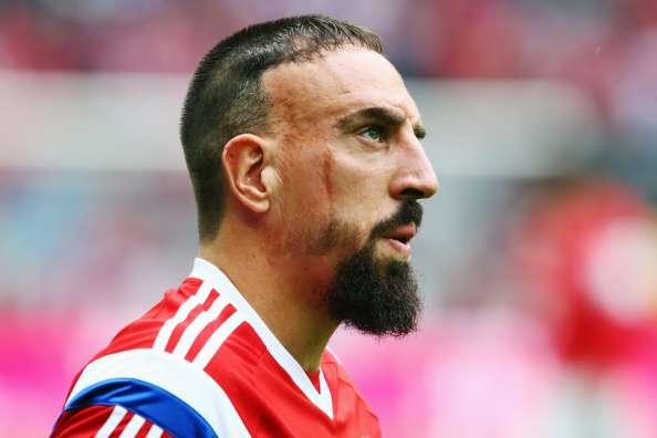 Ribery no pudo jugar el Mundial por lesión Foto: AFP en español