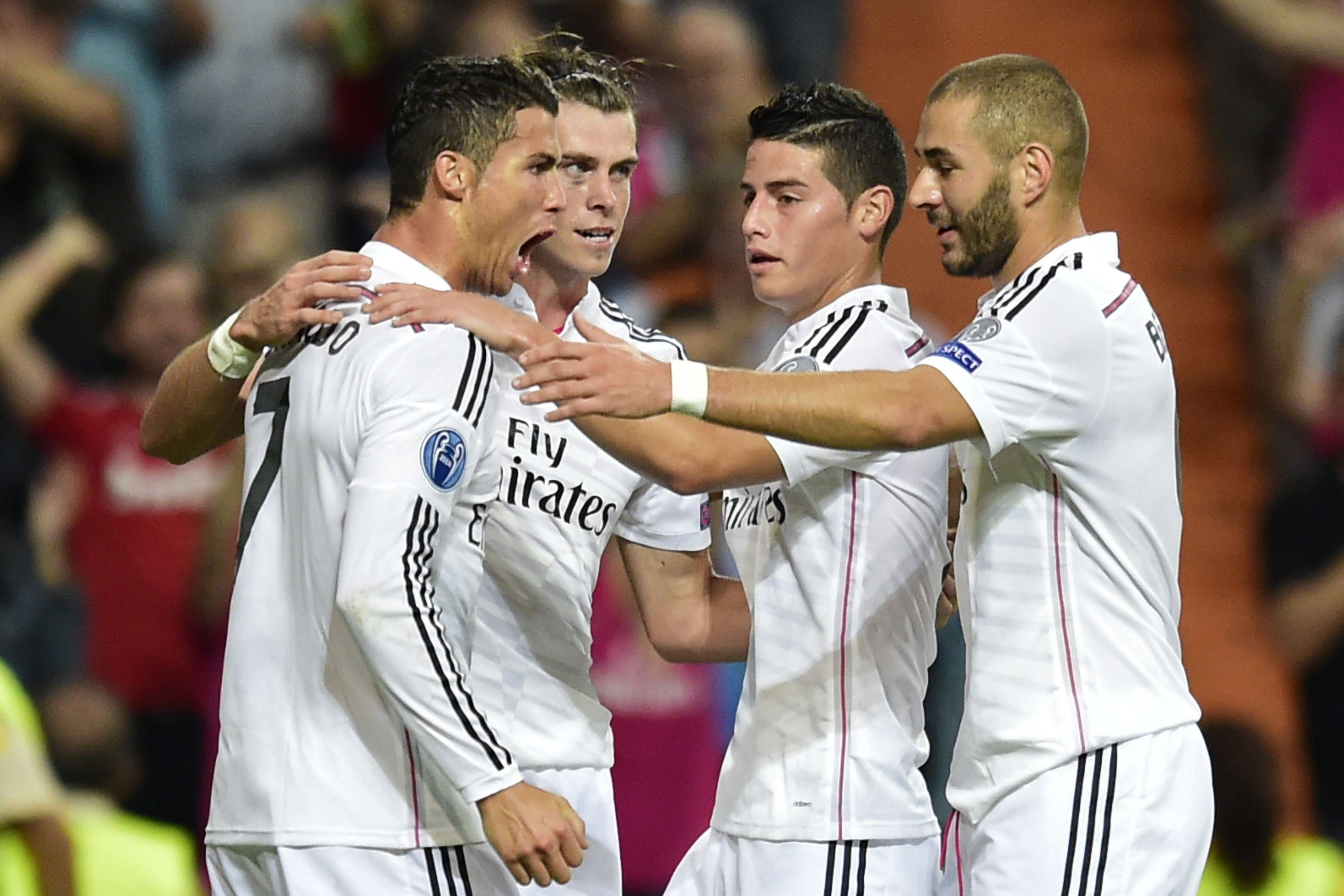 Real Madrid. Foto: Getty Images