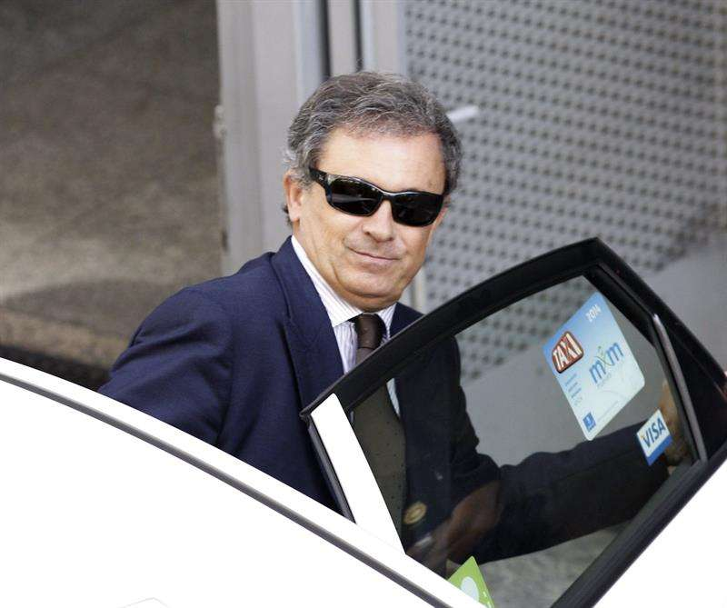 Jordi Pujol Ferrusola, hijo del expresidente de la Generalitat de Cataluña Foto: EFE en español