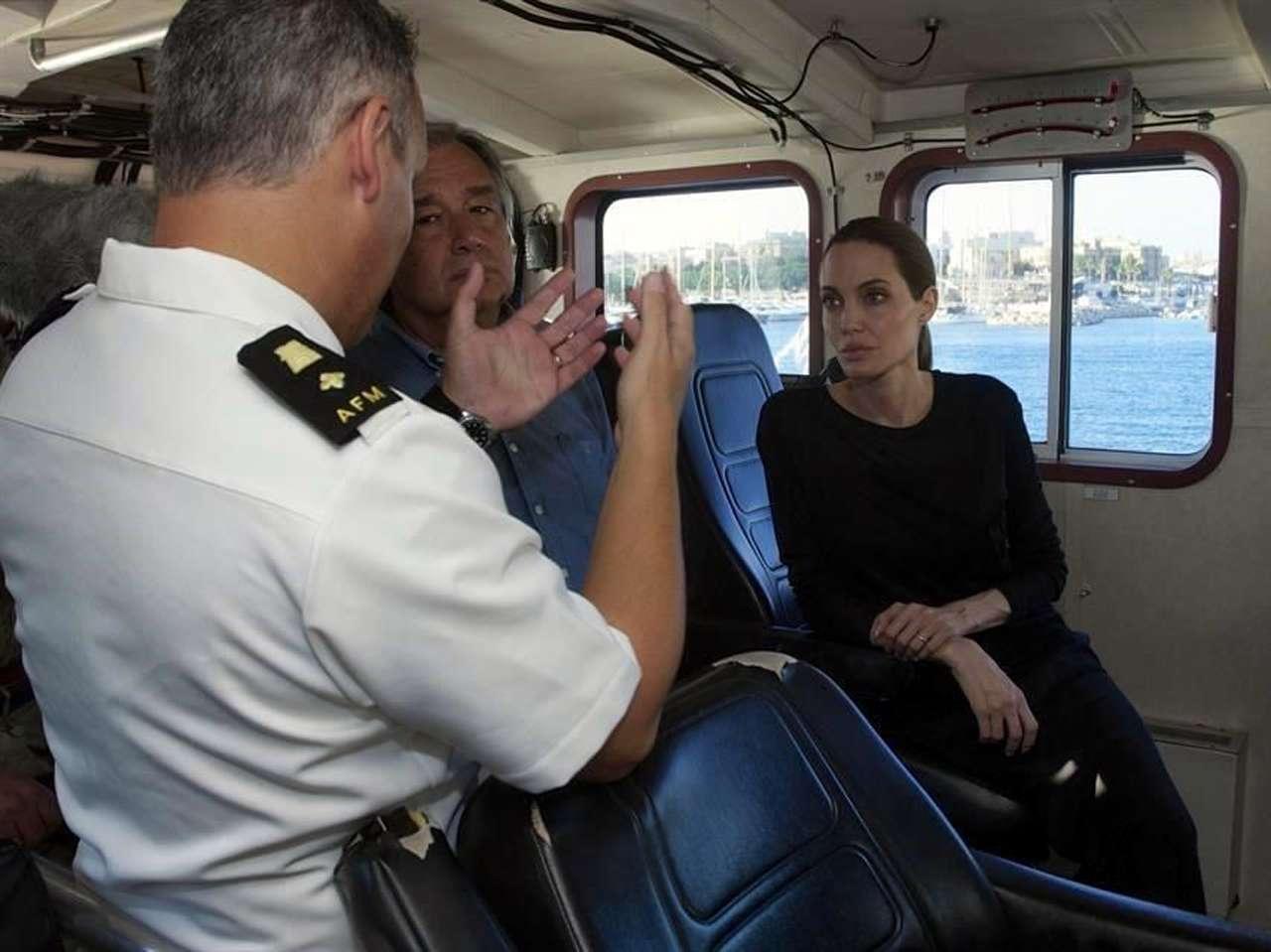 Angelina Jolie. Foto: Reuters en español