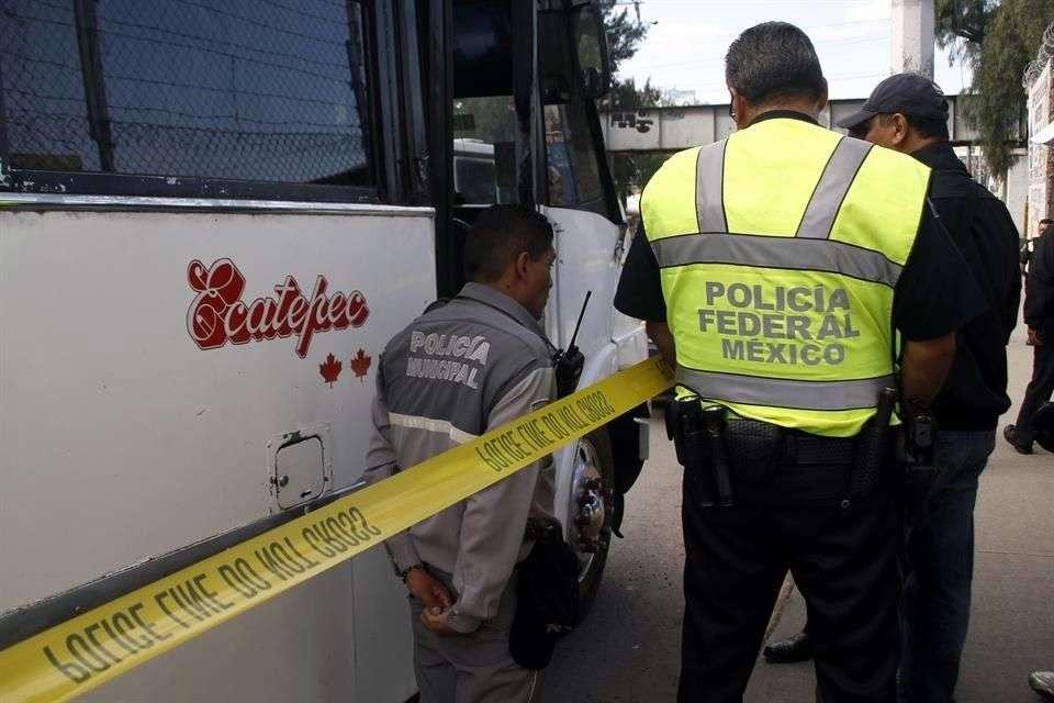 La víctima permanece en calidad de desconocido Foto: Reforma/Emmanuel Pérez
