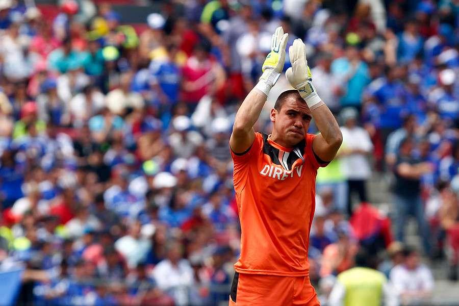 Toselli quiere una segunda opinión sobre su rodilla derecha. Foto: Agencia UNO