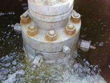Agua del fracking Foto: BBC Mundo/Copyright