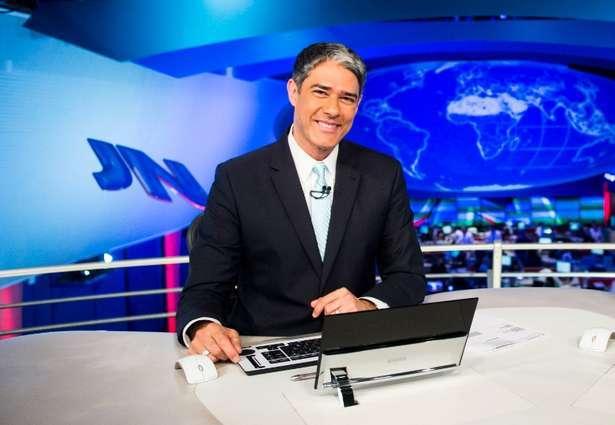 Bonner terá quarta parceira de bancada em 18 anos no 'Jornal Nacional'. Foto: Divulgação