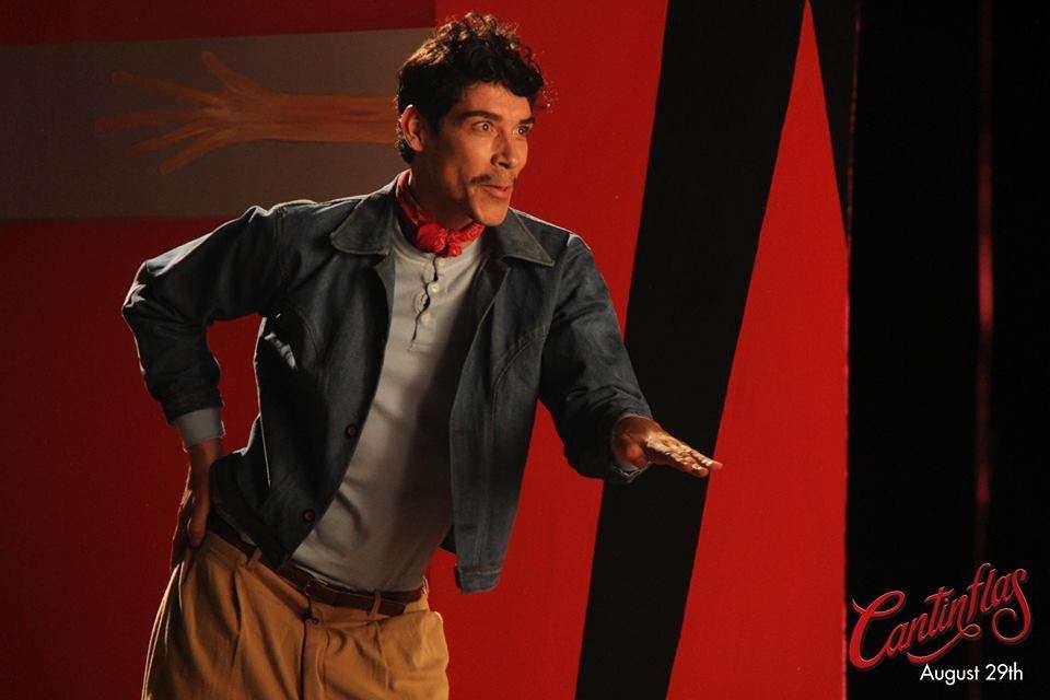 Imagen de 'Cantinflas'. Foto: Cantinflas Movie/Facebook