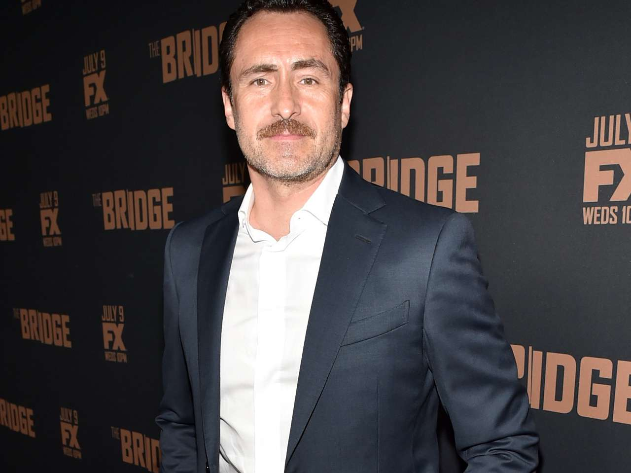 Demián Bichir. Foto: Getty Images
