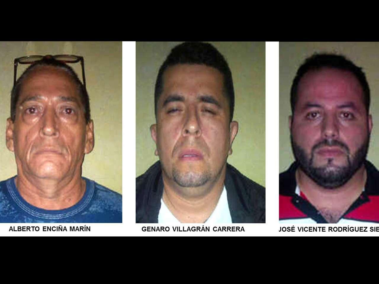 La detención se logró en un operativo de seguridad del Grupo de Coordinación Tamaulipas Foto: CNS