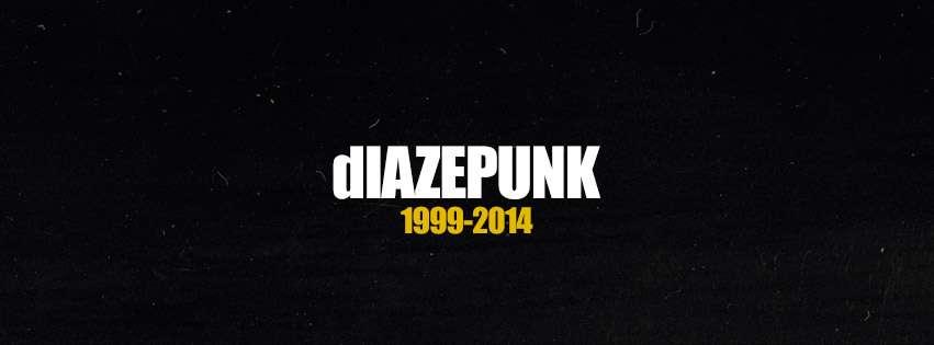 Diazepunk anuncia separación y fin de la banda Foto: Difusión