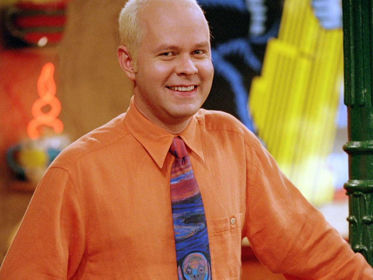 James Michael Tyler es 'Gunther'. Foto: Warner Bros. Television