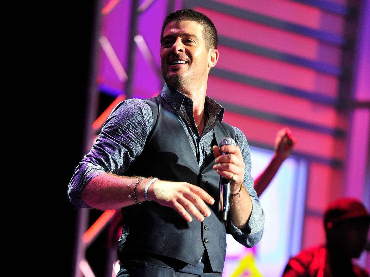 Robin Thicke. Foto: Getty Images