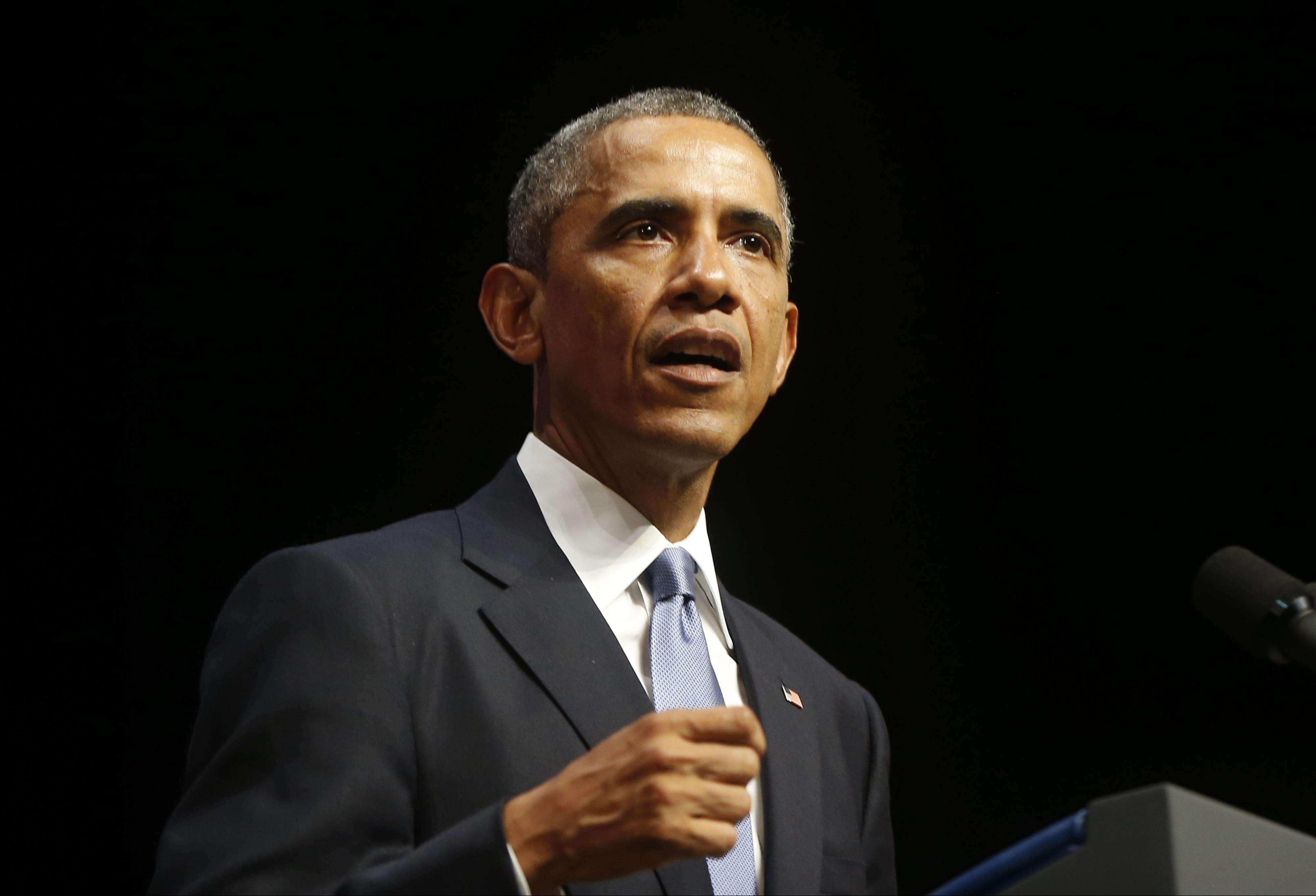 Foto de archivo, 3 de septiembre de 2014, del presidente Barack Obama en Estonia. Foto: AP en español