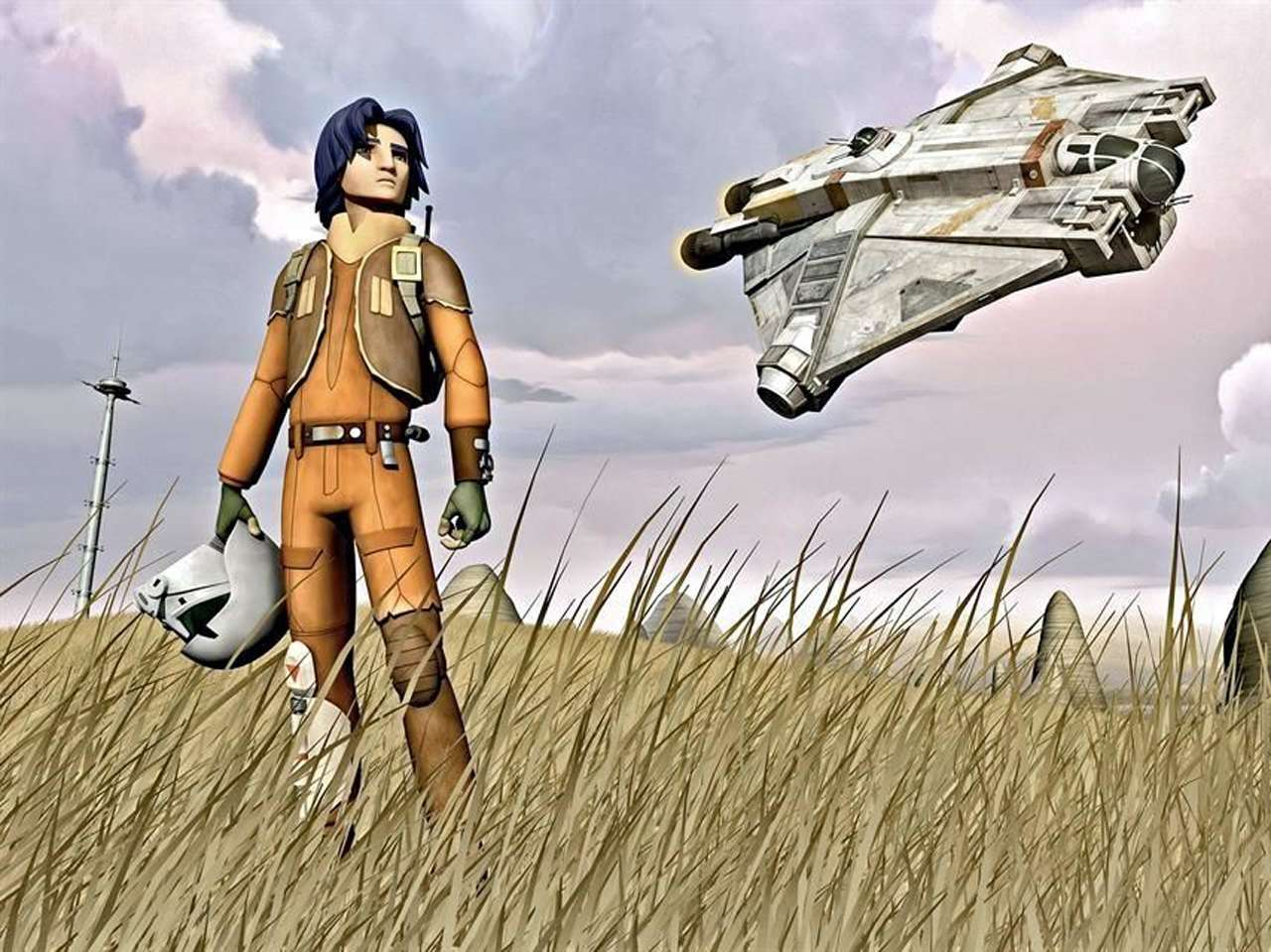 'Star Wars Rebels'. Foto: Disney