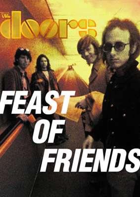 Nuevo documental inédito de la banda The Doors Foto: Difusión