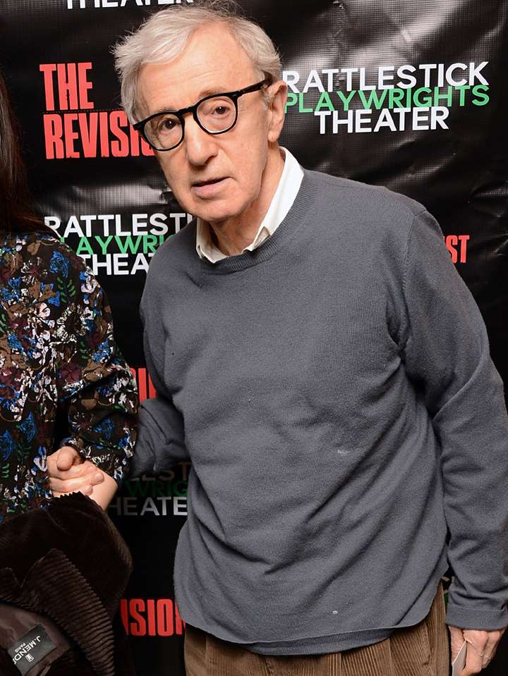 Woody Allen. Foto: Getty Images