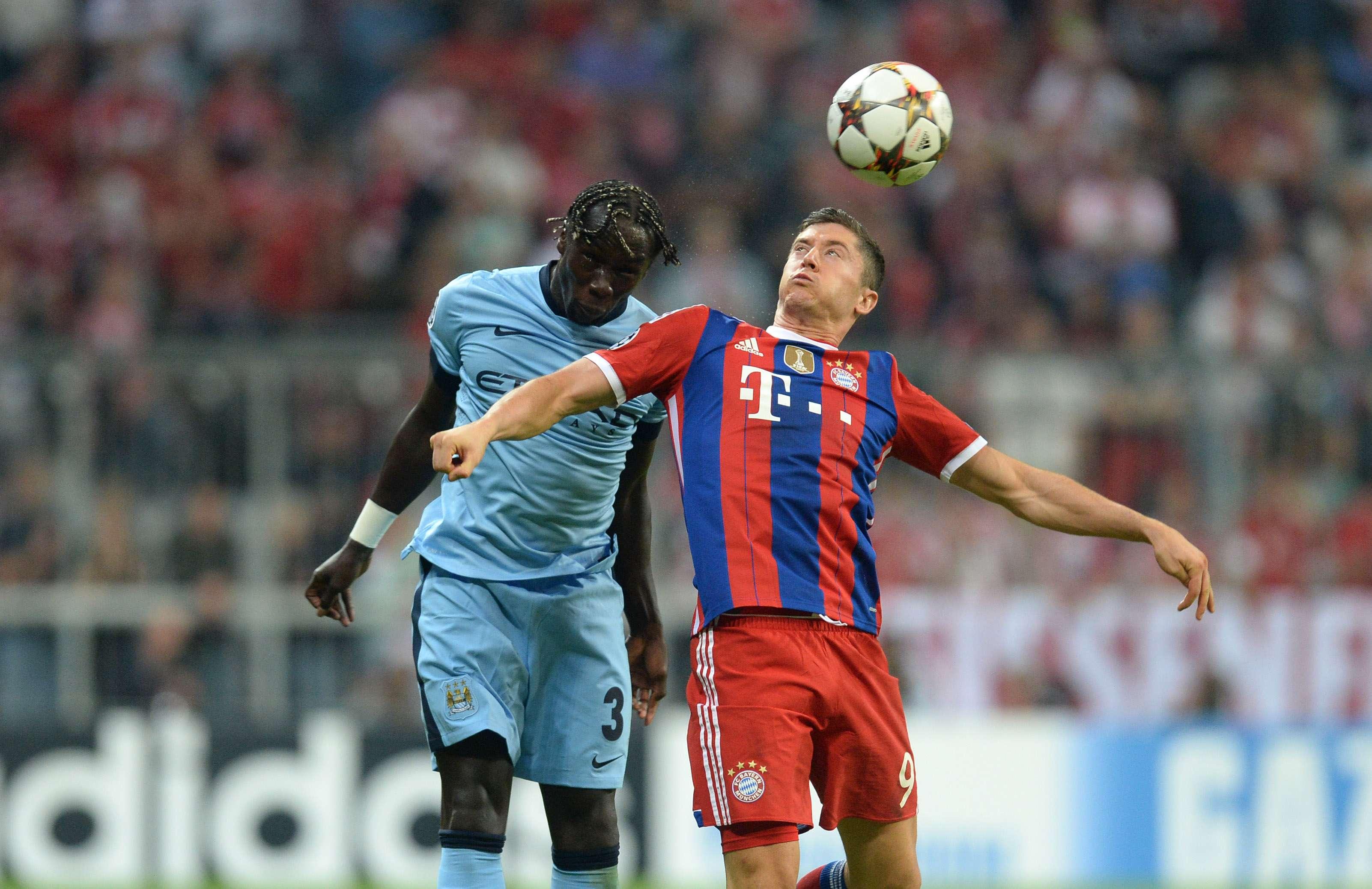 Sin Manuel Pellegrini dirigiendo a sus pupilos por suspensión, el Manchester City logró arrebatarle un empate 0-0 al Bayern Munich, en Berlín, en el debut de ambos por el Grupo E de Champions League. Foto: AFP en español