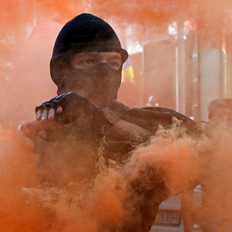 Las imágenes más impactantes del 17 de septiembre de 2014 Foto: AFP en español