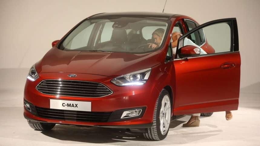 Ford C-Max. Foto: AUTOPISTA