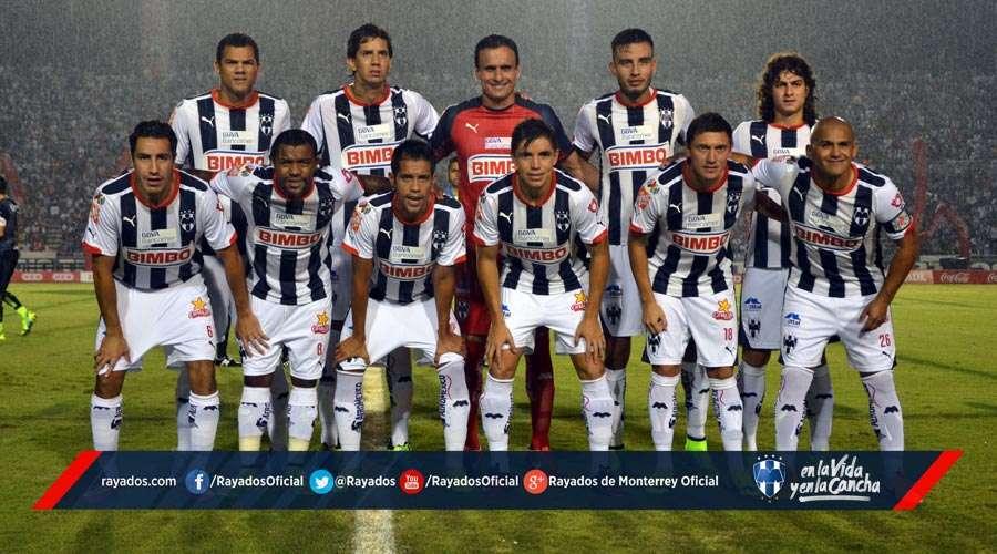 Las imágenes del duelo Rayados contra Santos Foto: David Tamez/Alberto Bustos/Rayados