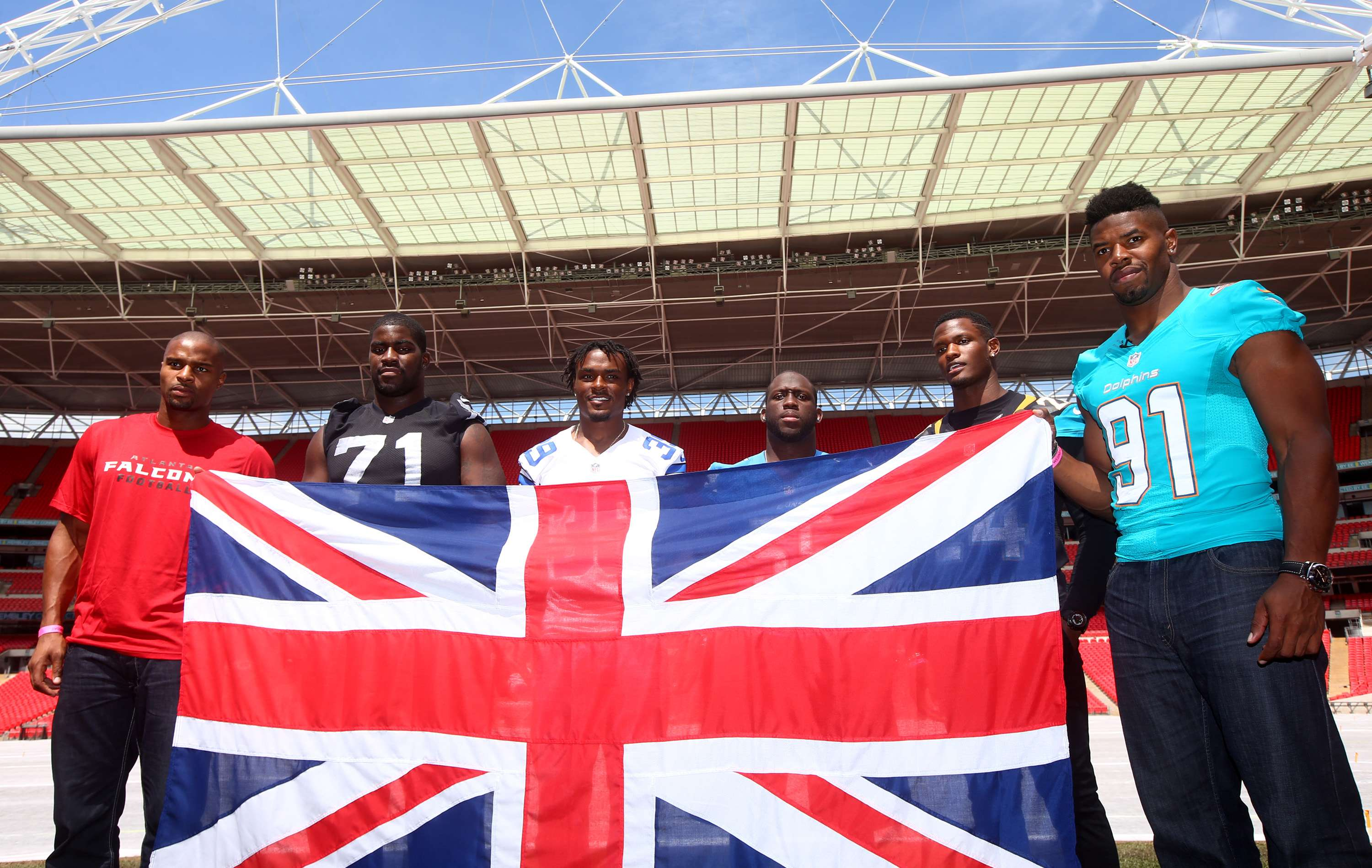 The NFL is back in London. Foto: Getty Images