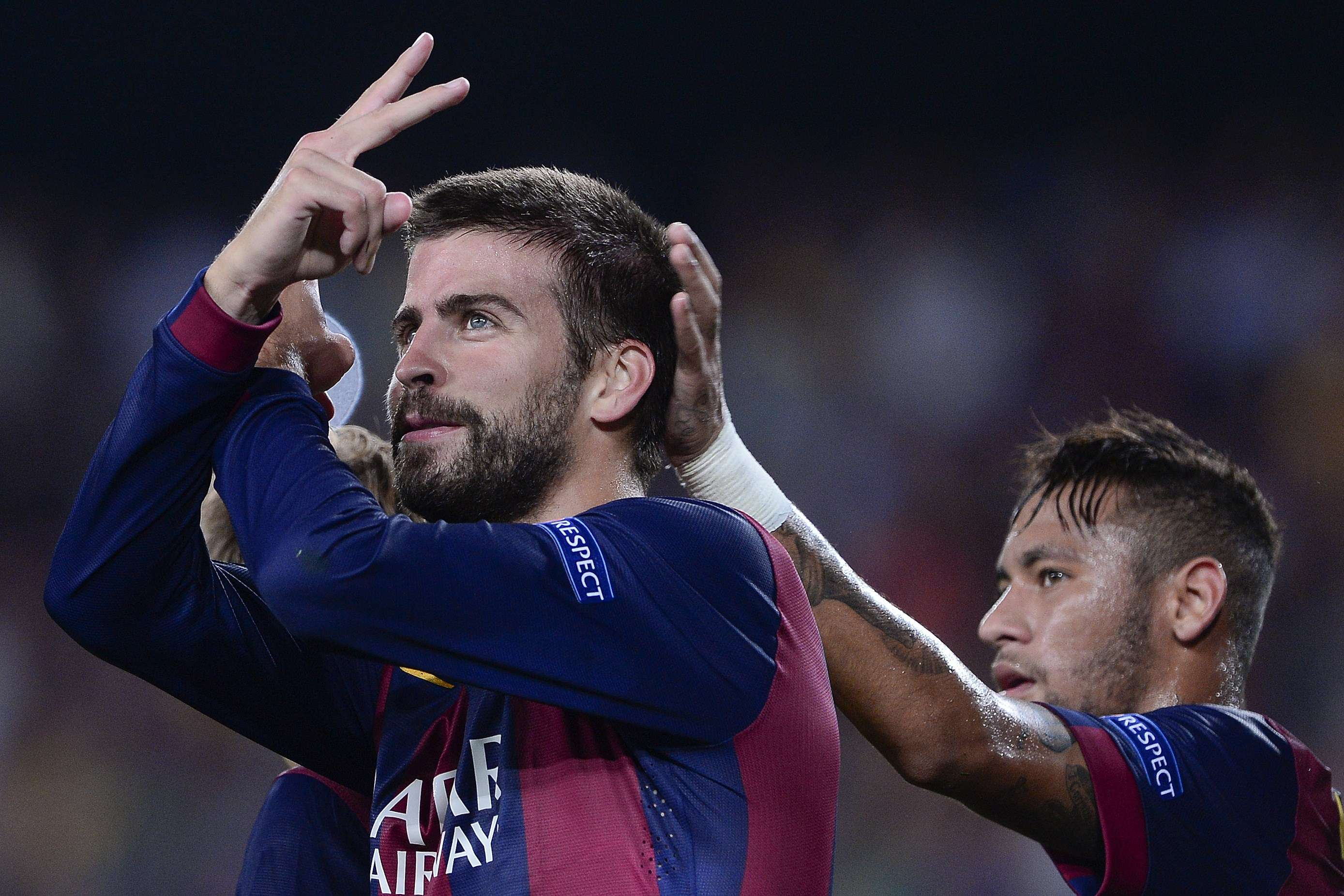 Barcelona vs. APOEL. Foto: Getty Images