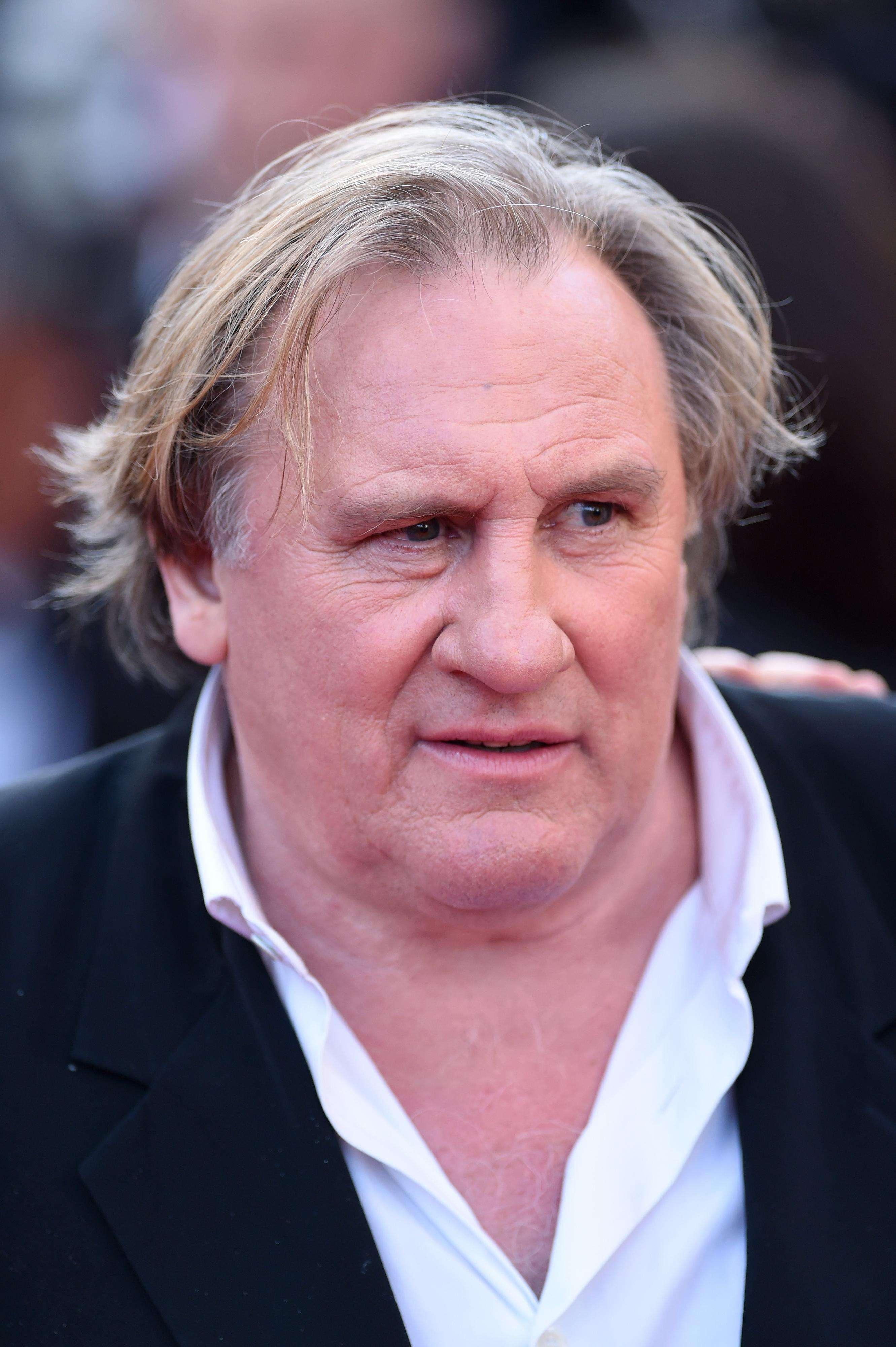 Gerard Depardieu Foto: Gareth Cattermole/Getty Images