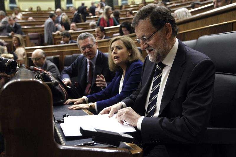 Mariano Rajoy. Foto: Archivo