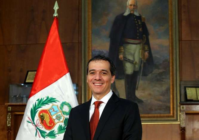 Ministro de Economía, Alonso Segura. Foto: Andina