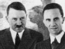 Hitler, Goebbles Foto: BBC Mundo/Copyright