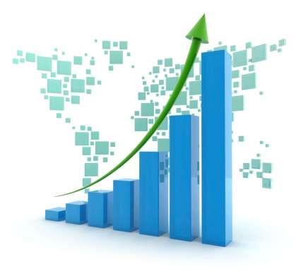 La proyección del Instituto Internacional de Finanzas de 4.5% para 2015 superaría la meta de crecimiento que estima la Secretaría de Hacienda y Crédito Público de 3.7%. Foto: Getty Images