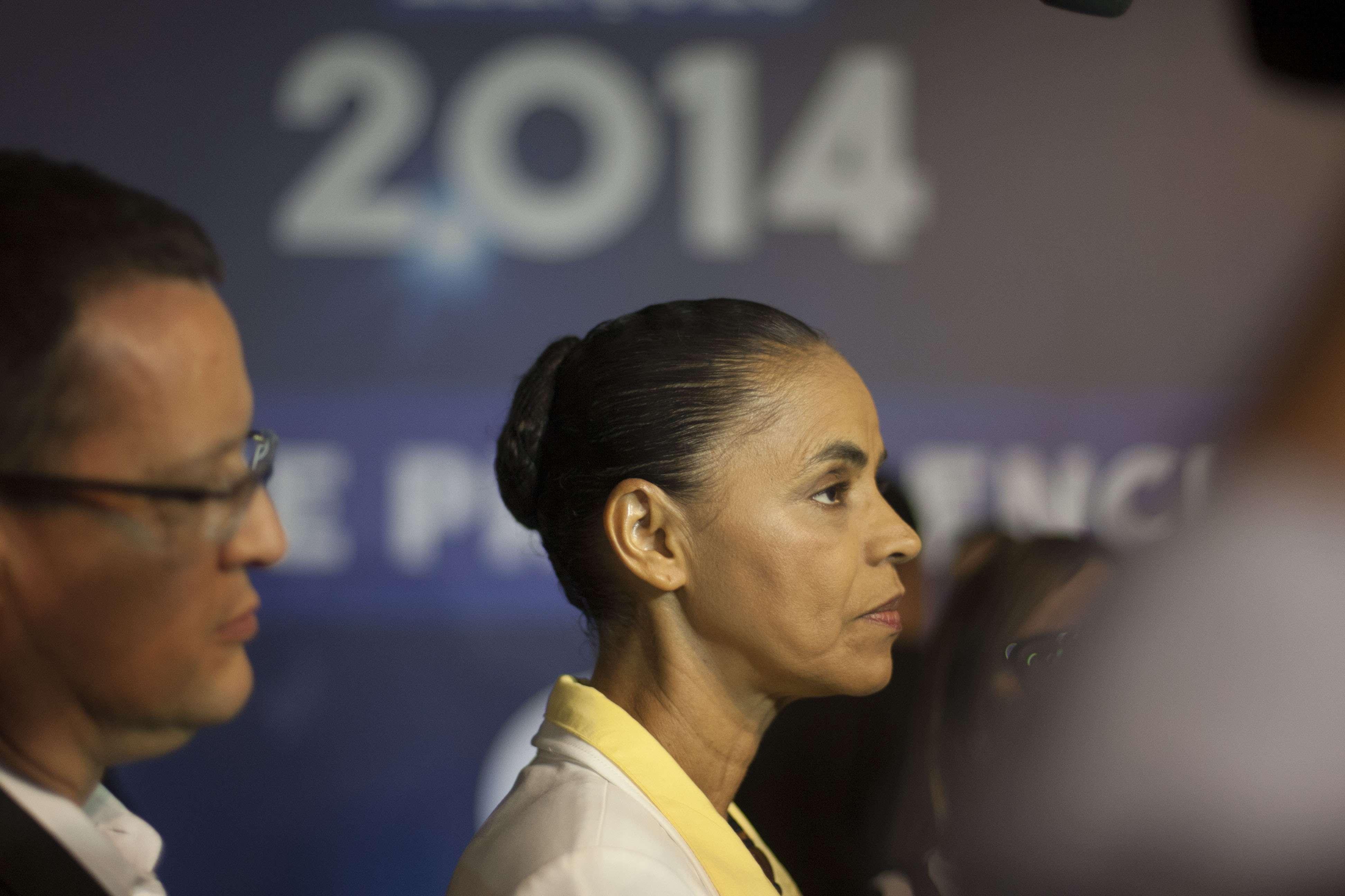 Marina Silva falou sobre suas propostas de governo Foto: Vagner Campos/MSilva Online/Divulgação