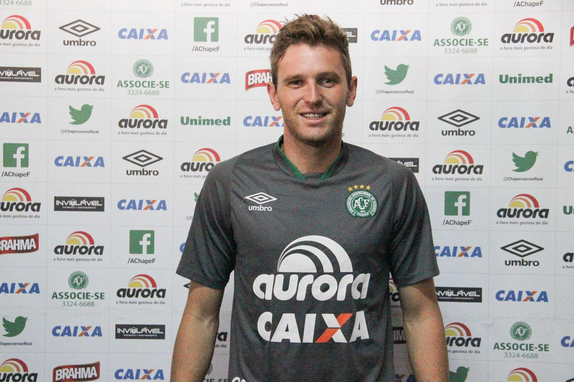 Fabiano está na mira do Corinthians Foto: Diego Carvalho/Aguante/Chapecoense/Divulgação