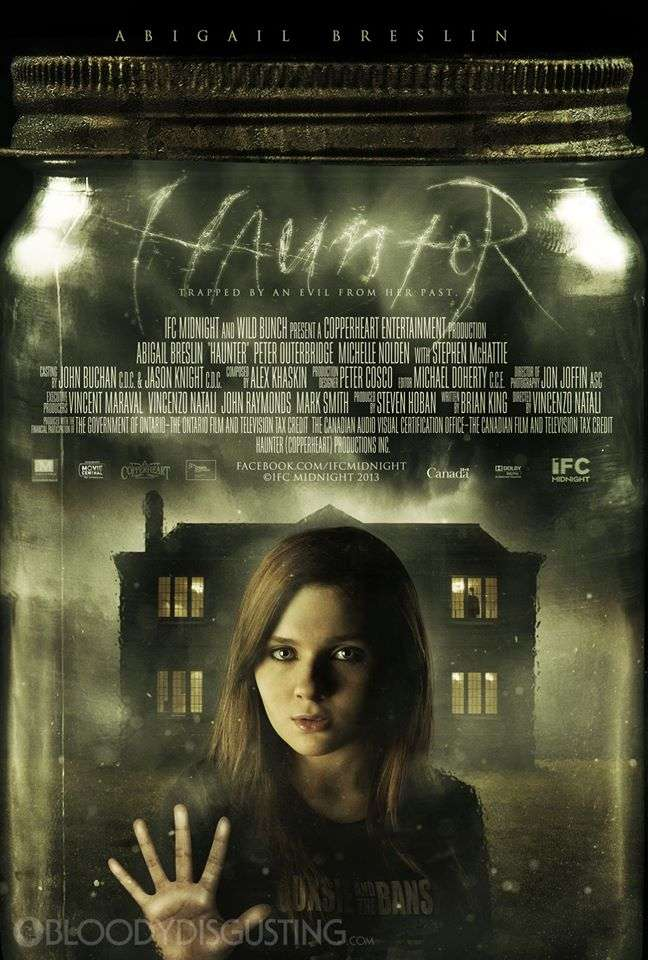 Imagen de 'Haunter'. Foto: Haunter Movie/Facebook