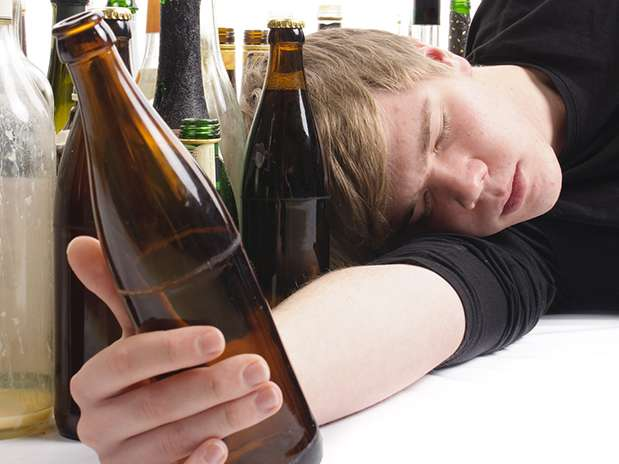 El menor fue castigado precisamente por beber alcohol. Foto: Thinkstock