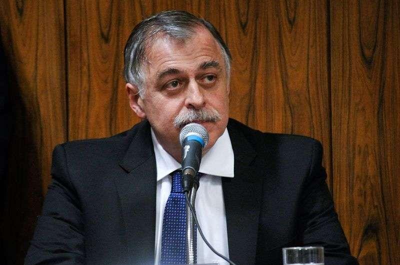 Paulo Roberto Costa em depoimento à CPI da Petrobras Foto: Fabio Rodrigues-Pozzebom/Agência Brasil
