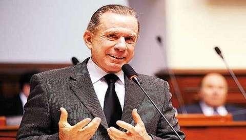 Ricardo Belmont. Foto: Andina
