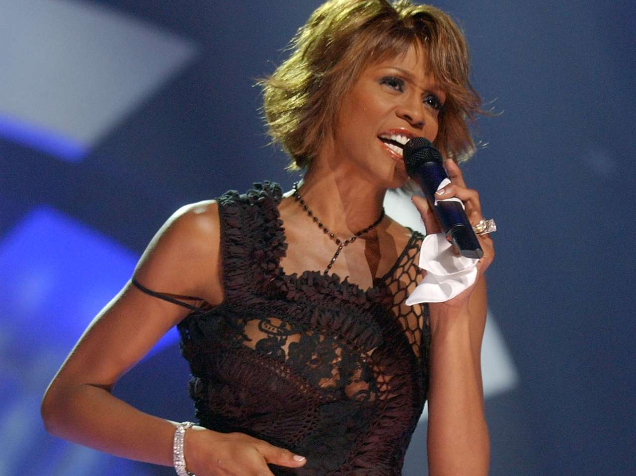 Whitney Houston. Foto: Getty Images