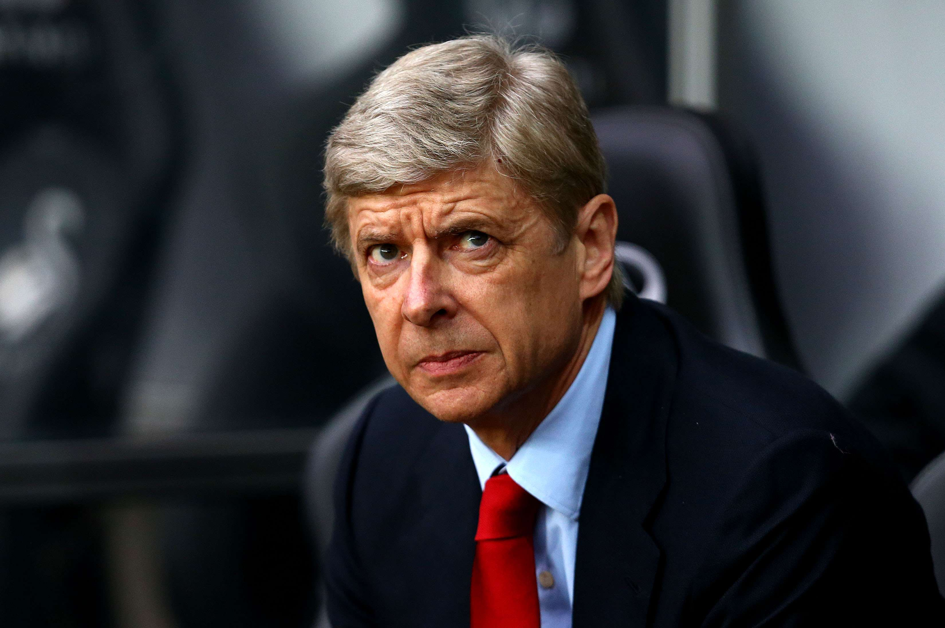 Arsene Wenger. Foto: Getty Images