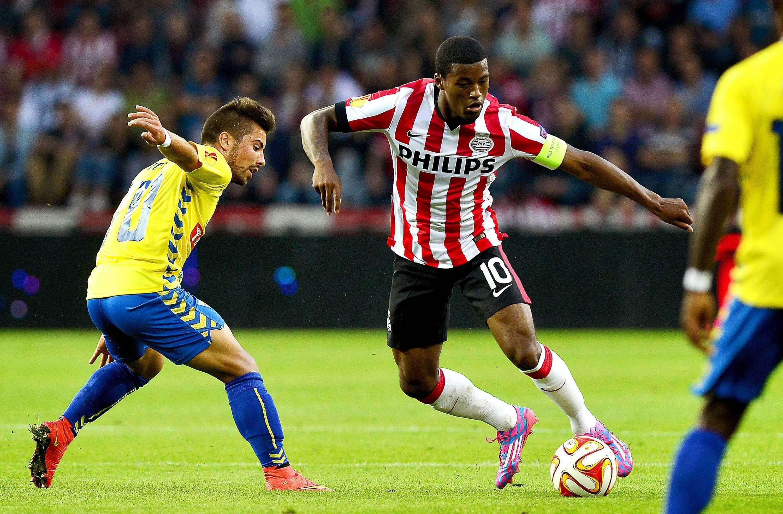 Sufrido rtriunfo del PSV Foto: EFE