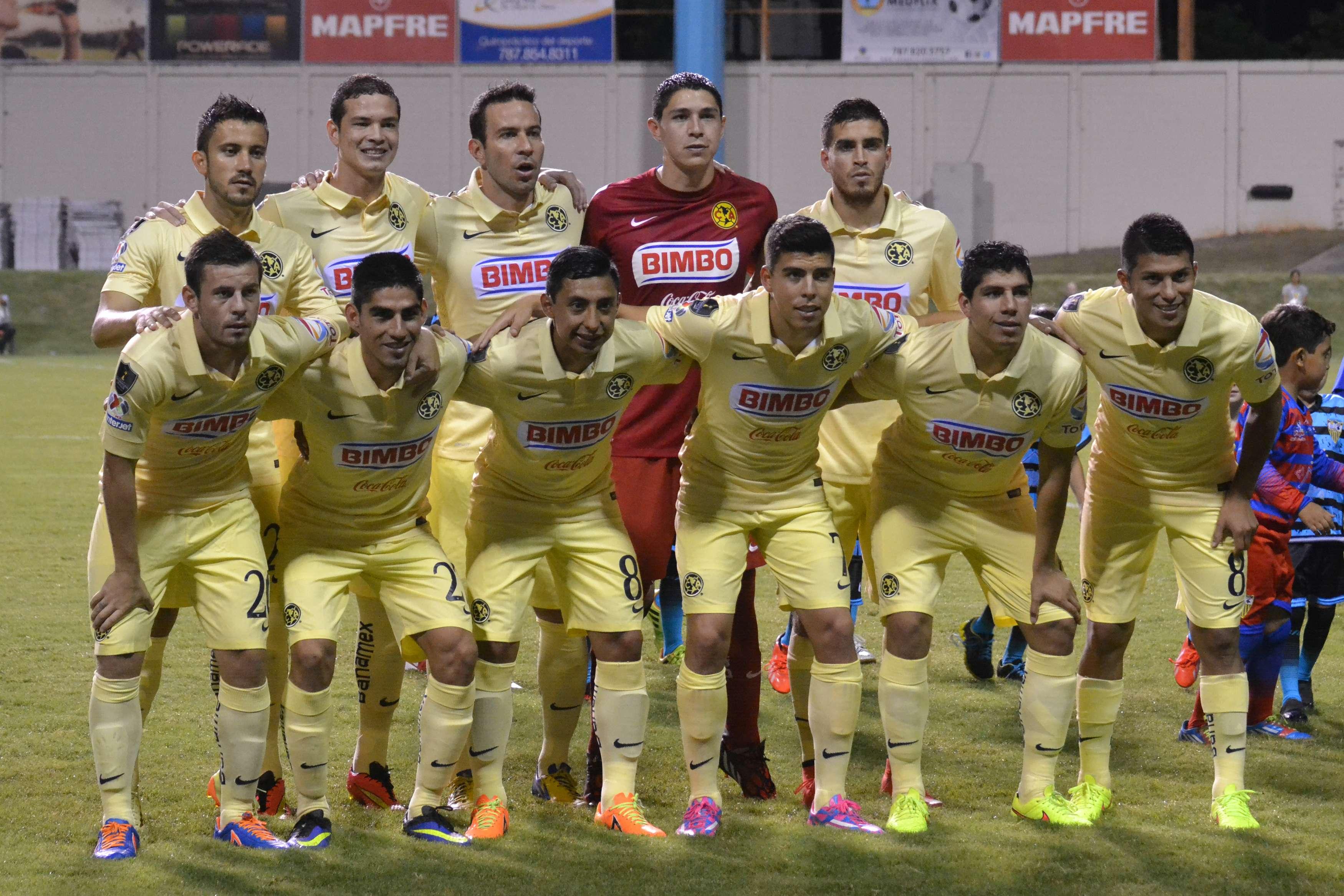 América goleó en Concacaf, ahora tienen que hacer goles en la liga Foto: Mexsport