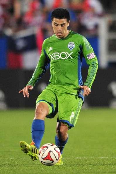 Pineda ha marcado tres goles con los Sounders. Foto: Getty Images