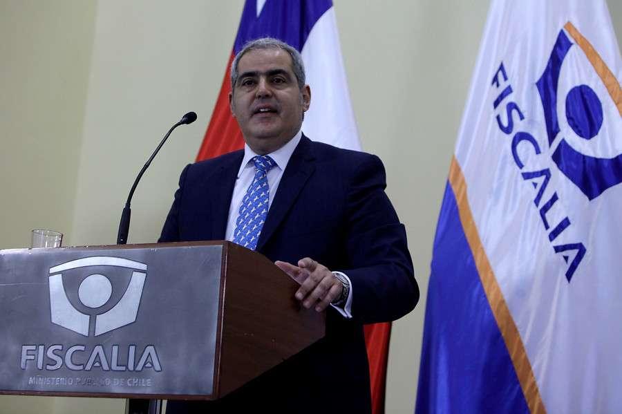 Sasbás Chahuán dijo que aún se hacen diligencias en Santiago. Foto: Agencia UNO