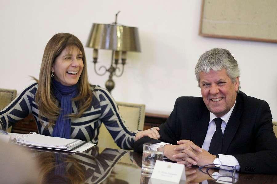 """""""Nicolás Eyzaguirre dijo que será """"después del 18"""" Foto: Agencia UNO"""