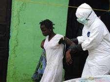 Mujer sospechosa de estar infectada con ébola Foto: BBC Mundo/Copyright