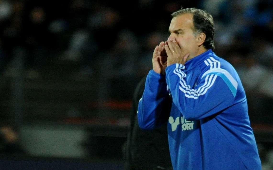 Bielsa llamó irresponsable al presidente del Marsella. Foto: AFP en español