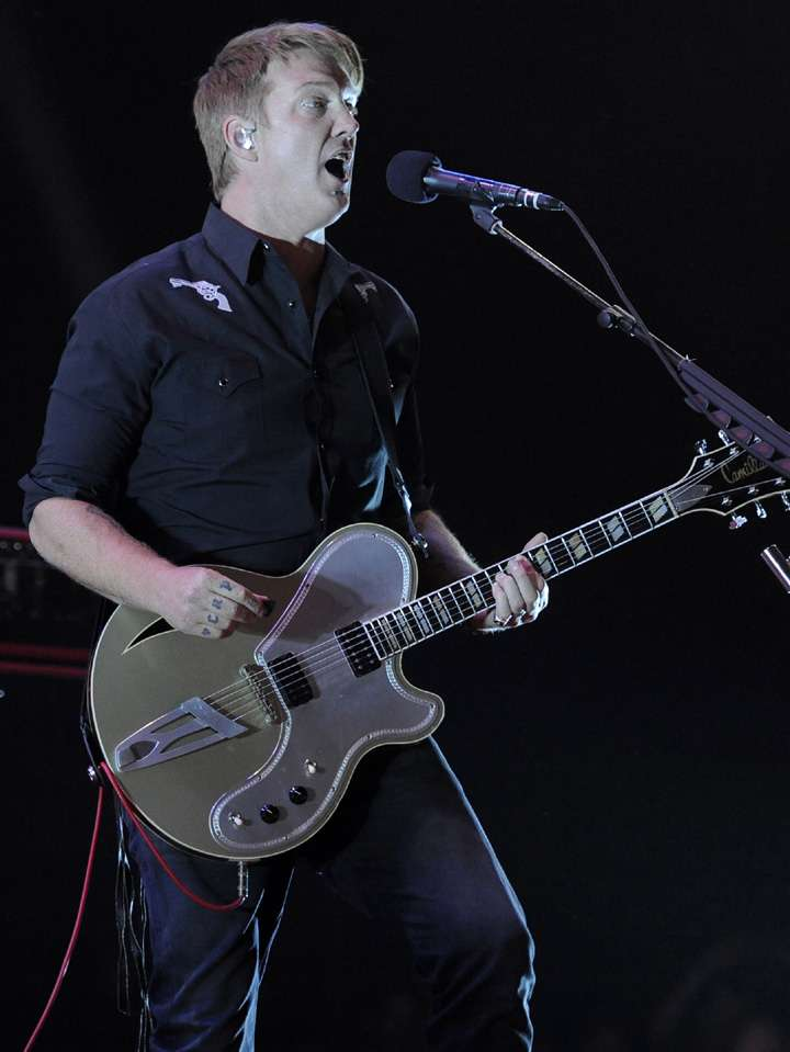 Queens of the Stone Age Foto: AP