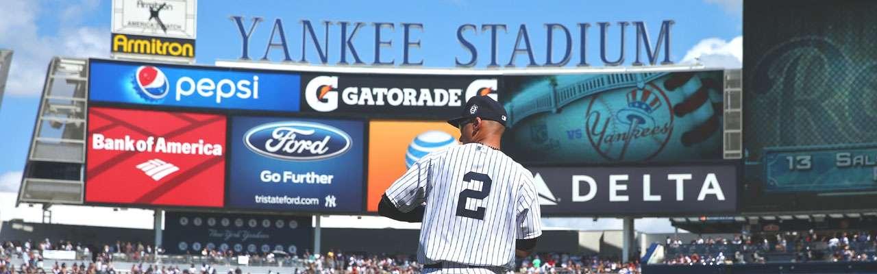 Jeter vive sus últimos juegos en el Yankee Stadium. Foto: Getty Images