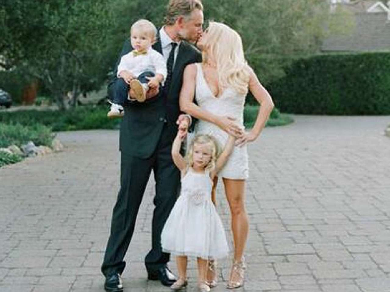 Familia de Jessica Simpson. Foto: Instagram.com/jessicasimpson