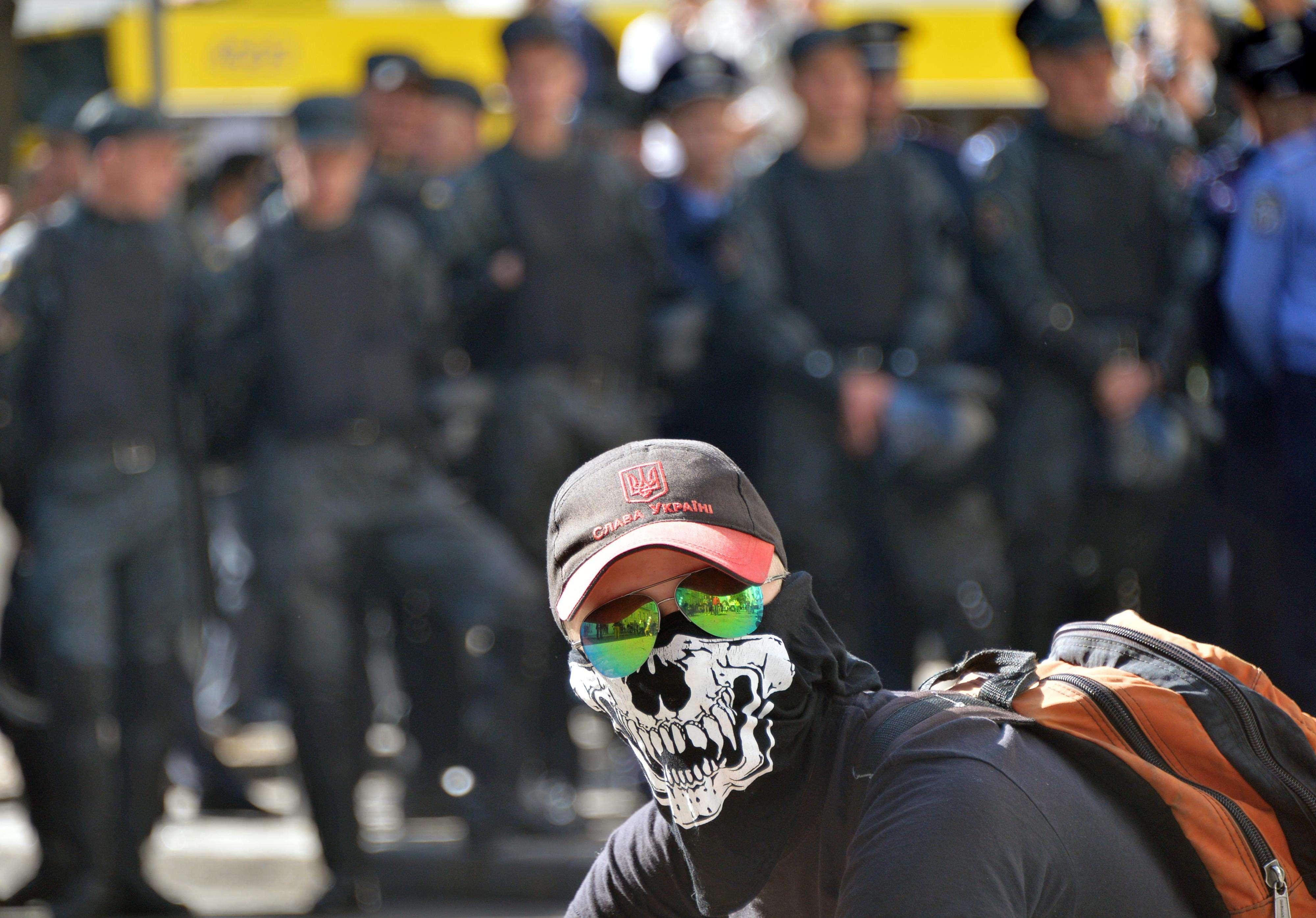 Imagenes del 17 de septiembre Foto: AFP