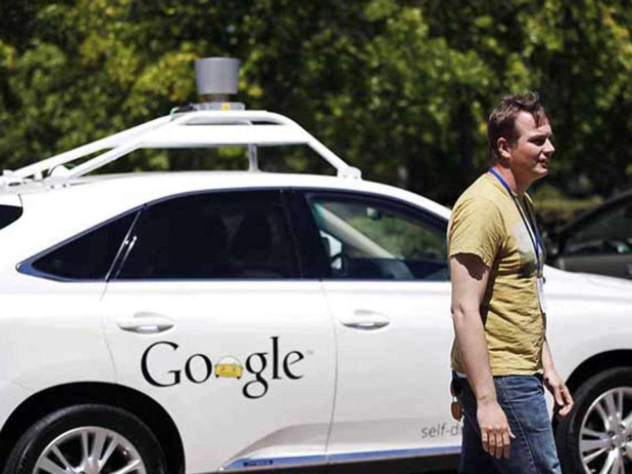 Daimler y Volkswagen tienen su sede en Alemania, mientras que Google está en Silicon Valley, California. Foto: Reuters en español