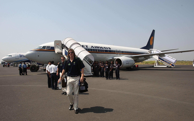 Aeronave que ia para a Bélgica teria feito uma descida sem controle por mais de mil metros Foto: Hamish Blair/Getty Images